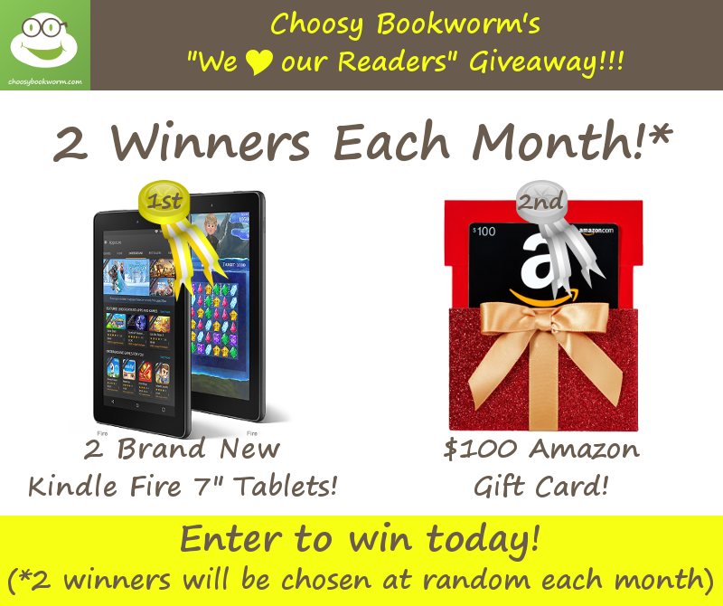 ChoosyBworm Giveaway