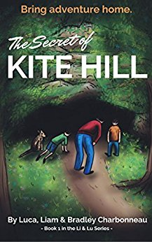 The Secret of Kite Hill (Li & Lu Book 1)