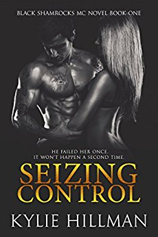 Seizing Control (Black Shamrocks MC Book 1)