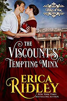 The Viscount's Tempting Minx