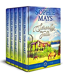 The Serenity Falls Complete Series: Sweet Romance at Wyatt Ranch