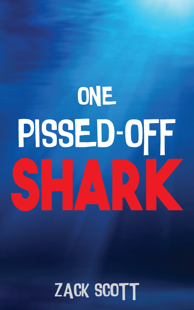 One Pissed-Off Shark