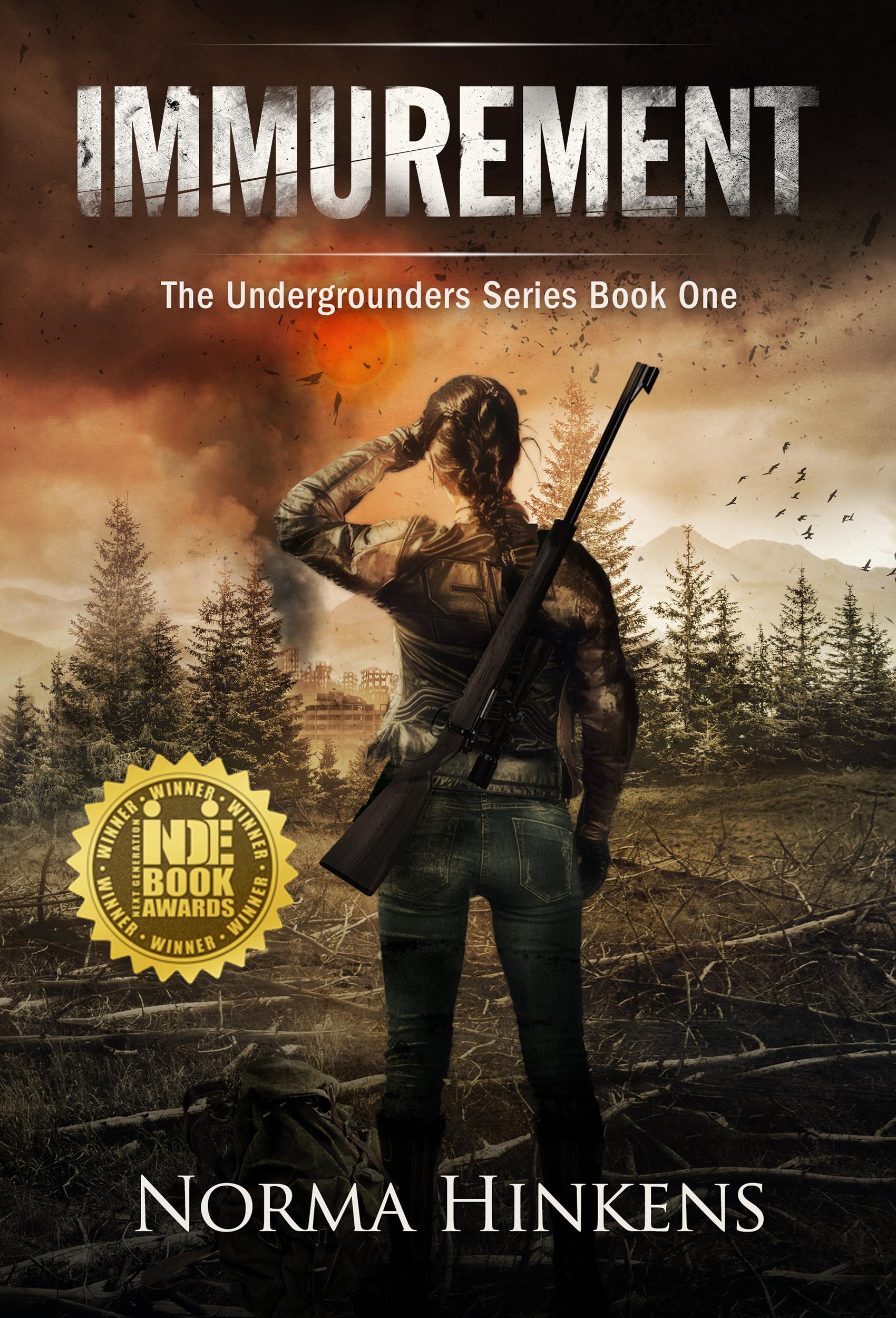 Immurement: The Undergrounders Series Book One
