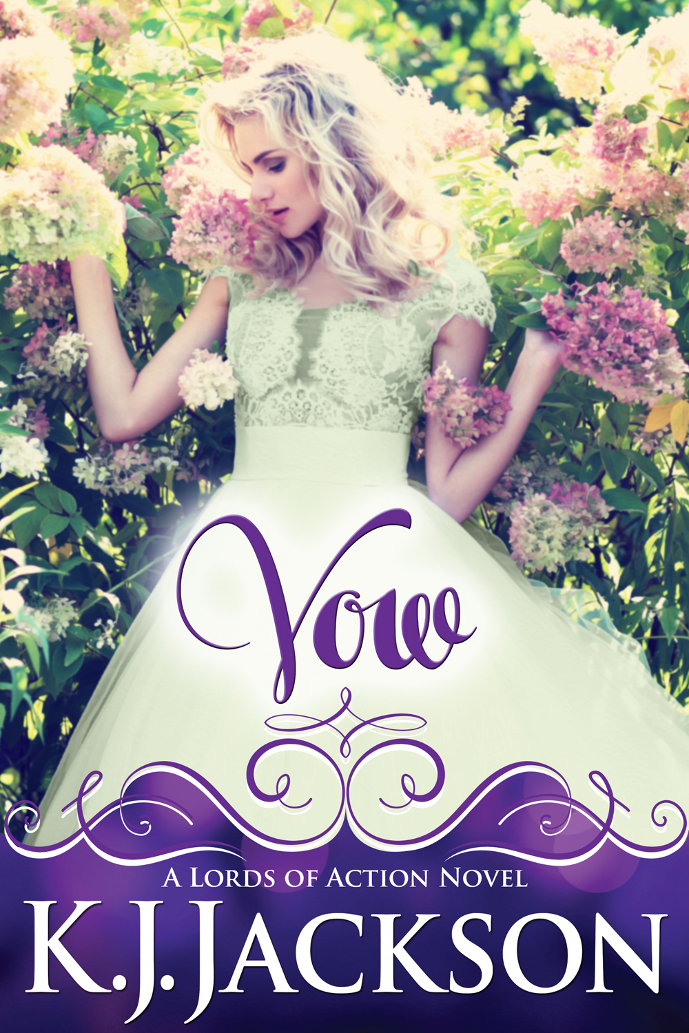Vow, A Lords of Action Novel