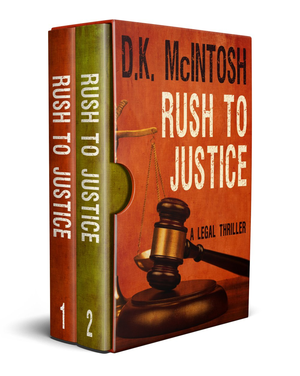 Rush To Justice Books 1 & 2